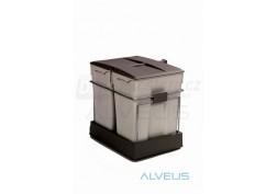Odpadkový koš Alveus Albio 40