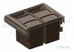 Odpadkový koš Alveus Albio 50