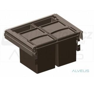 Alveus Albio 50 2x17 litrů