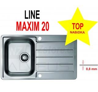 Alveus Line Maxim 20