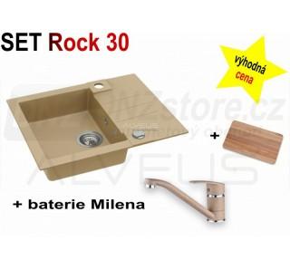 SET Alveus Rock 30 + Milena + deska