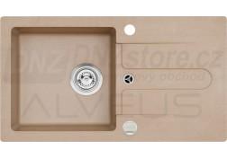 Granitový dřez Alveus Cortina 110