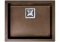 Alveus Quadrix 50 chocolate