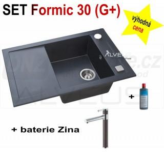 SET Alveus Formic 30 + Zina + čistič