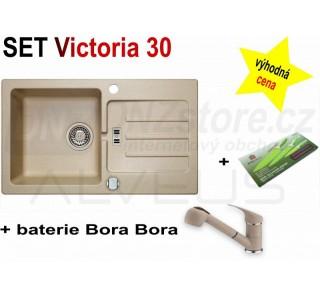 SET Alveus Victoria 30 + Bora Bora + deska