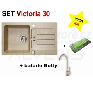 SET Alveus Victoria 30 + Betty + deska