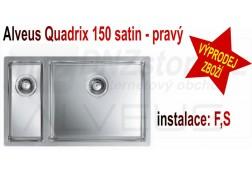 Alveus Quadrix 150 FS