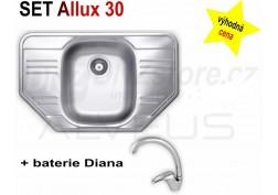SET Alveus Allux 30 + Diana