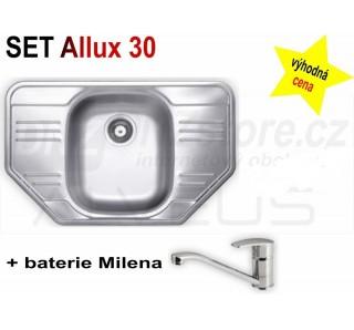 SET Alveus Allux 30 + Milena